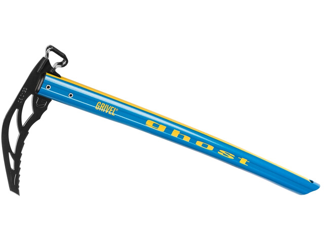 Grivel Ghost Hammer Ice Axe blue